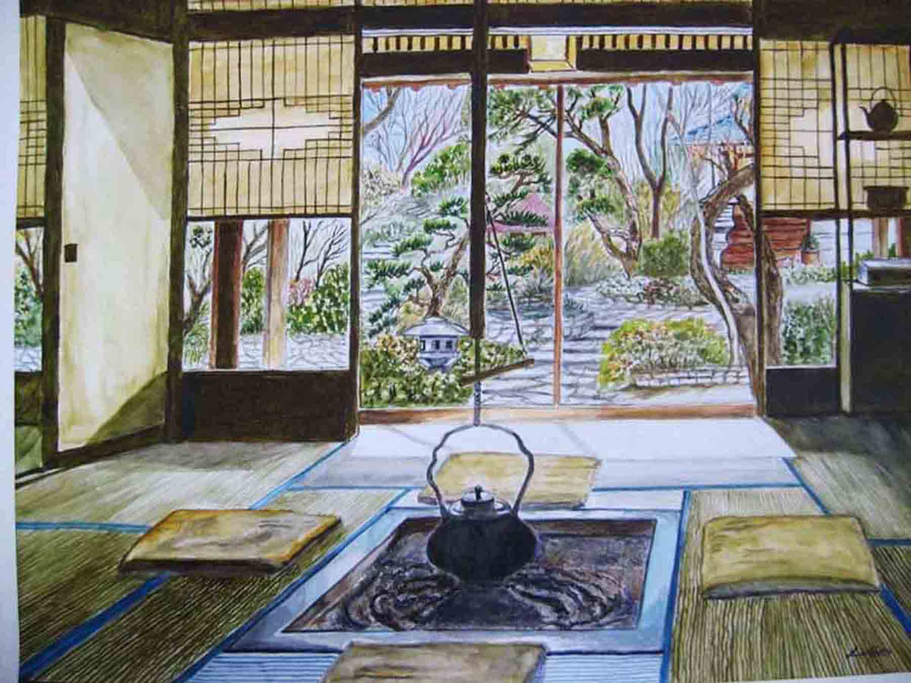 Recent Watercolor Paintings Lucia Wong Artwork